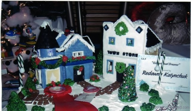 Gingerbread Dreams Festival Of Trees Grande Prairie 2006