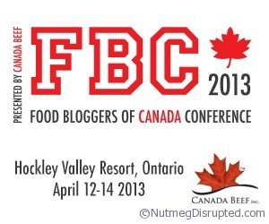 The Food Bloggers of Canada Conference
