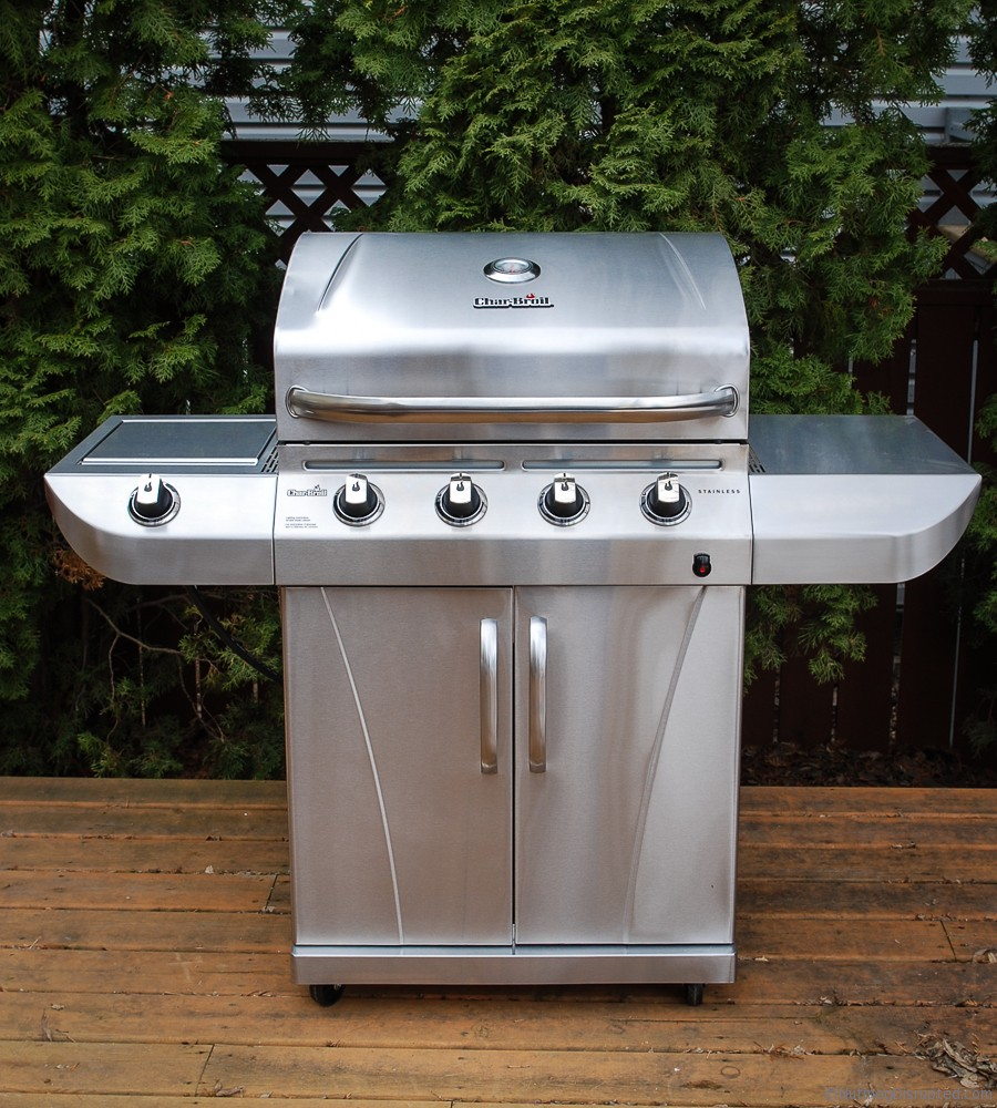 Bbq love a review of char broils burner stainless grill
