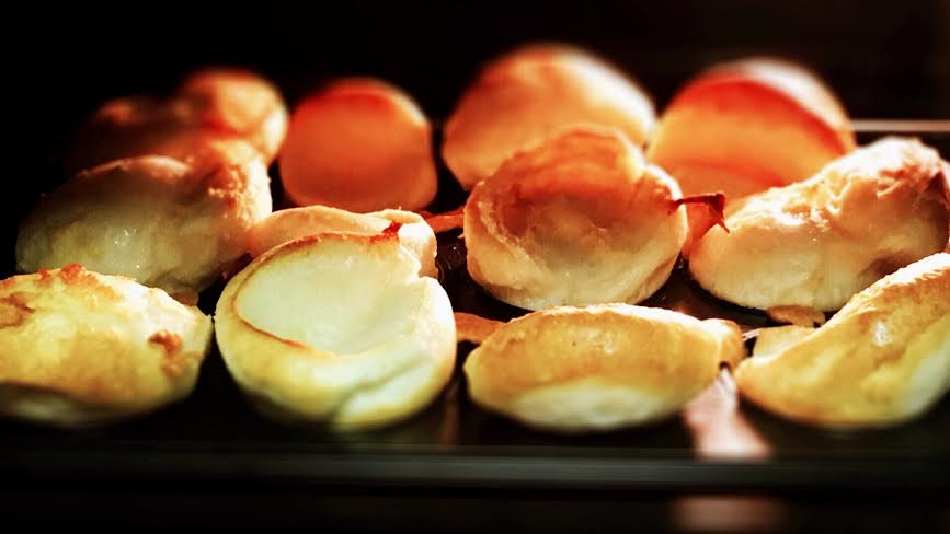 Yorkshire Pudding from Nutmeg Disrupted