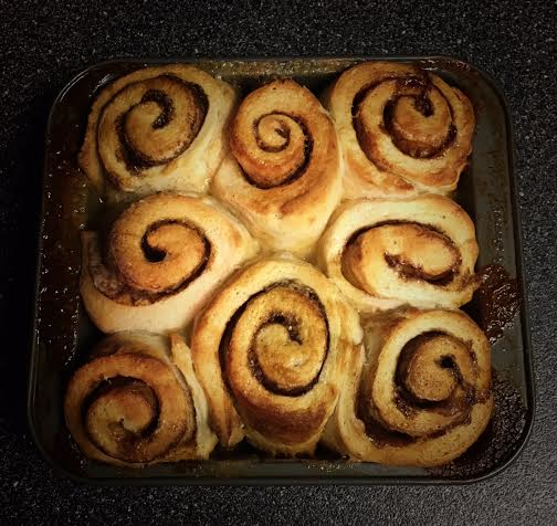 Cinnamon Buns on Nutmeg Disrupted