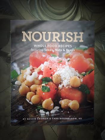 Nourish cookbook review on Nutmeg Disrupted