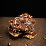 Graham Wafer Toffee