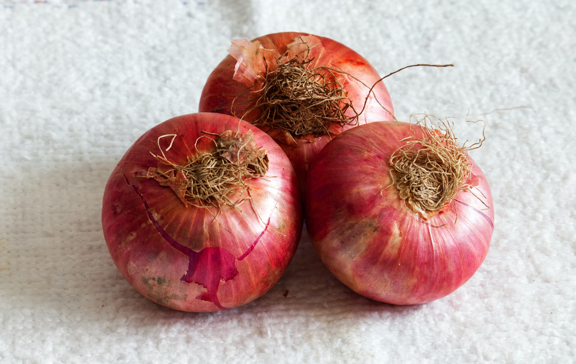 Onions on Nutmeg Disrupted